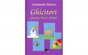 Ghicitori pentru micii cititori, autor Constantin Stanciu