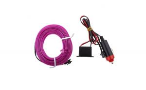 Fir neon auto electroluminiscent El Wire