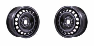 Set 2 Jante otel Ford S Max dupa 2015 7.5Jx17  H2  5x108x63.3  ET 55