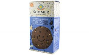 Biscuiti BIO fara gluten cu ciocolata si
