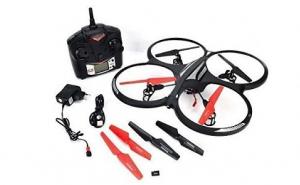 Drona 4-AXIS