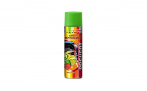 Spray siliconic pin