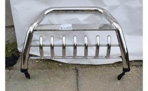 Bullbar universal inox (Vitara,Freelander,Toyota Rav 4,Tucson etc) -Premium