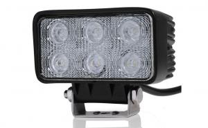 Proiector LED offroad, 18W/12V-24V, 1.320 lumeni, dreptunghiular