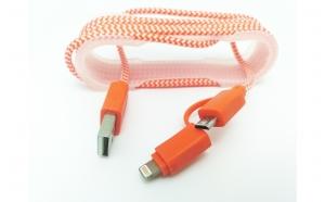 Cablu de date 2 In 1
