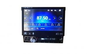 Mp5 player auto retractabil, ecran 7 inch, USB, HD, suport card SD, telecomanda
