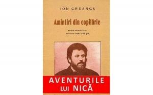 Amintiri din copilarie, autor Ion Creanga