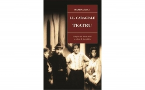 Teatru , autor I.L.Caragiale