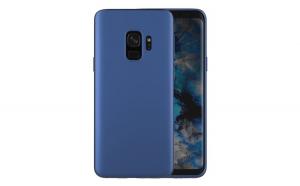 Husa Samsung Galaxy S9 Plus Flippy Luxury Case Albastru