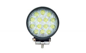Proiector LED Offroad 42W/12V-24V 3080 Lumeni Rotund S.B.