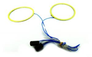Cerc LED COB 80mm 12V alb ( PRET / BUC )