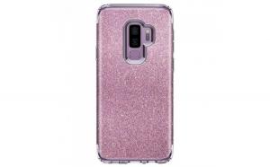 Husa silicon Glitter Samsung S9 Plus