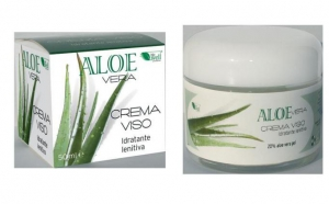 Crema hidratanta de fata cu Aloe Vera, 50 ml La Dispensa, la 80 RON