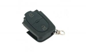 Audi - Accesoriu carcasă cheie 2 butoane, tip mic, fără buton panică