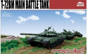 1:72 T-72 BA Main battle tank 1:72