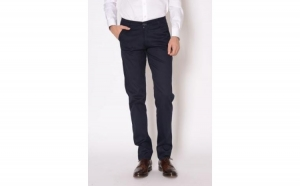 Pantaloni Santa Barbara D003 - Bleumarin la doar 123 RON in loc de 329 RON