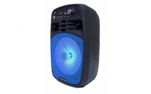 Boxa Bluetooth Karaoke  , radio, mp3,