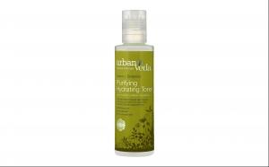 Purifying Hydrating Toner - Lotiune tonica hidratanta Purifying, 150 ml, Urban Veda la doar 62 RON in loc de 69 RON