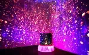Aceasta lampa creeaza un mare spectacol de lumina stralucitoare pentru divertisment: Star Beauty, la 19 RON in loc de 99 RON! Garantie 12 luni!