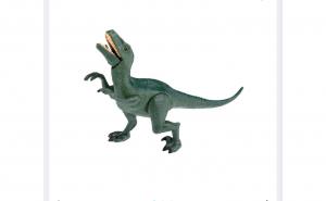 Figurina T-Rex, cu ochi cu lumina