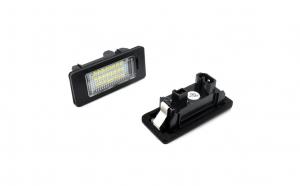 Set Lampi Iluminare numar LED BMW E87, E63, E64, E89, F20, F12, F13