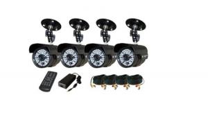 Sistem supraveghere CCTV kit DVR 4