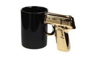 Cana cu maner pistol