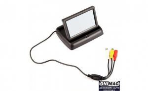 Monitor auto tetractabil marsarier