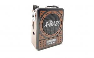 Radio Mp3 portabil, lanterna, acumulator