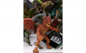 Figurina dinozaur Gassort