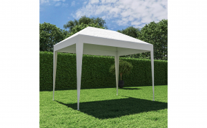 Pavilion 290 x 190 cm, H 244 cm, alb