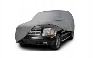 Ai mereu masina protejata de factori externi cu ajutorul prelatei auto pentru jeep/suv, la doar 74 RON redusa de la 139 RON