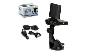 Camera video HD cu senzor de miscare DVR si display TFT de 2 5 inch si LED-uri de infrarosu