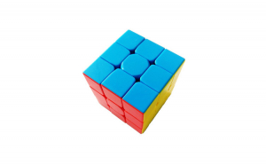 Cub Rubik 3x3x3, Infinite culture Yang