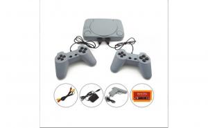 Consola cu jocuri video retro Super8 Bit Game TY368 - cu caseta de jocuri integrata in consola
