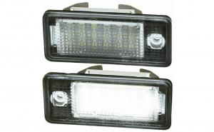 Lampi numar led Audi A4 B6,B7, A6,C6