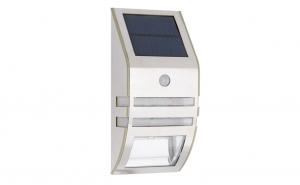 Lampa solara cu senzor, LED