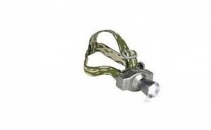 Lanterna LED de lucru cu fixare pe cap