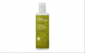 Purifying Body Lotion - Lotiune de corp Purifying, 250 ml, Urban Veda, la doar 62 RON in loc de 69 RON