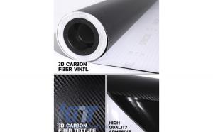 Folie Auto Carbon 3D Texturata 1.27m x