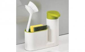Suport detergent de vase si burete Sink Tidy Set