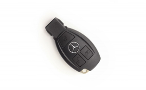 Mercedes - Smart key 3 butoane