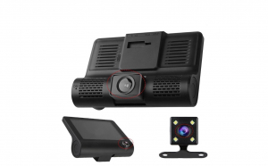 Camera Video Auto Tripla Blackbox™
