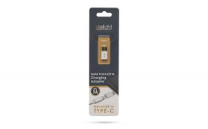 Adaptor - Type-C - Micro USB Lightning