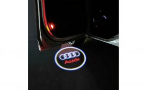 Lampi led logo portiere universale Audi