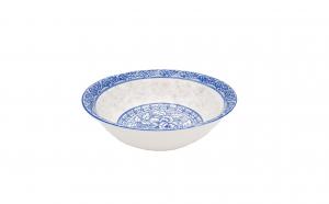 Set 6 boluri ceramica, 16 cm, model traditional