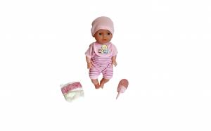 Papusa bebelus cu functii, 30 cm