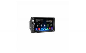 Navigatie auto, Rtm Online, Android,VW Passat B5.5, Bluetooth, 4 x 60 W, Format 2 din, 7 Inch, Mirrorlink, Rama