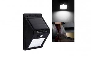 Bec LED cu senzor