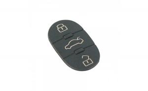 Audi - tastatură pt cheie cu 3 butoane